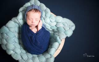 Newborns de Bernardo 15 dias