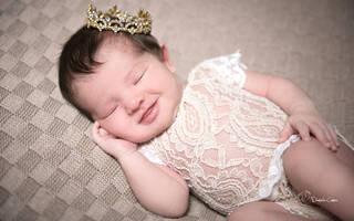 Newborns de Maria Clara 11 dias