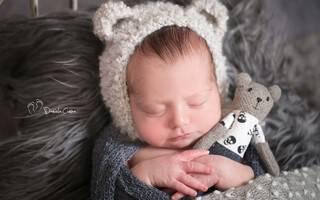 Newborns de Benício 15 dias