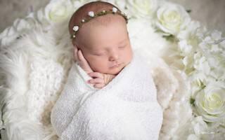 Newborns de Valentina 13 dias