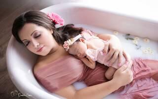 Newborns de Júlia 15 dias
