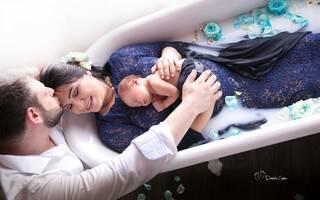 Newborns de Gael 14 dias