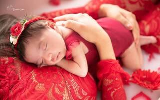 Newborns de Maria Clara 14 Dias