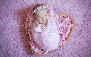 Newborns de Giovanna 15 dias