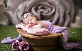 Newborns de Laura 18 dias...
