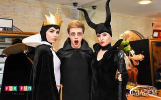 Aniversários de Festa Halloween / Parceria For Fun