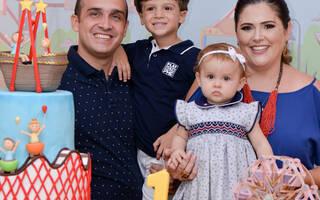 Infantil de Bday Maria Alice e Miguel