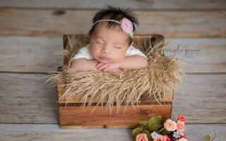 Newborn de Newborn Sofia { 31 dias }