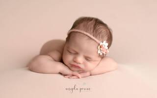 Newborn de Júlia - 14 dias