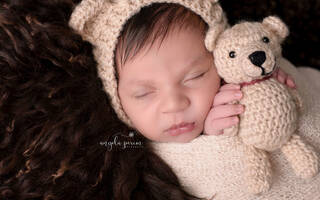 Newborn de Henrique - 19 dias