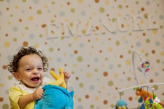 Aniversário Infantil de Primeiro aninho do Emanuel