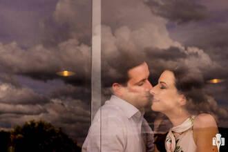 Ensaio Pré Casamento de Ensaio pré casamento de Carina e Marcelo