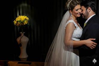 Casamento de Casamento de Abigdail e Vinícius