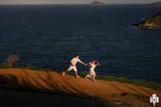 Ensaio Pré Casamento de Ensaio pré casamento de Aline e Renan