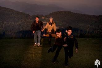 Família de Ensaio de Família - Thylre, João Paulo, Gabriel e Matheus