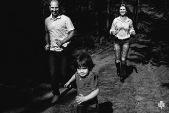 Família de Ensaio de família de Adélia, Angelo e Arthur