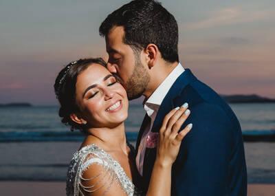 Casamentos de Dani e Edson