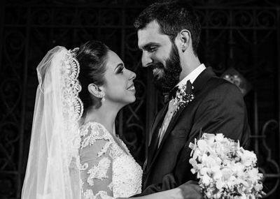 Casamentos de Mariana e Michel
