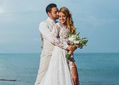 Casamentos de Ana Brito e Danilo