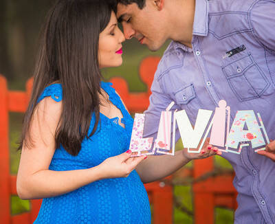 Viviana+Maicon=Livia