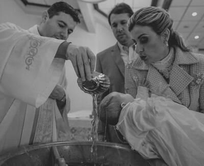 Batizado Rocco