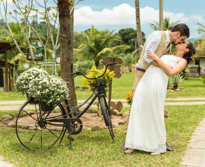 Casamento Camila & João