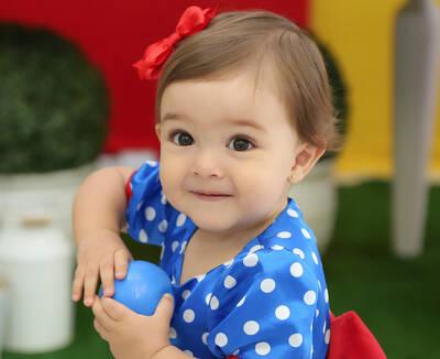 Maria Clara 1 aninho