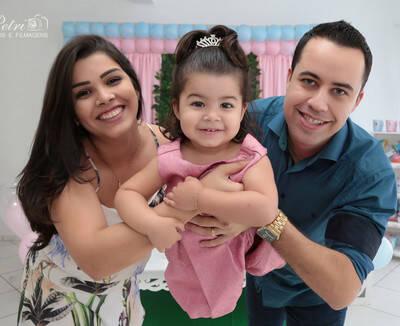 Aniversario Infantil Maria Clara 2 aninhos