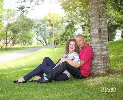 Rute & Ricardo - Ensaio de família