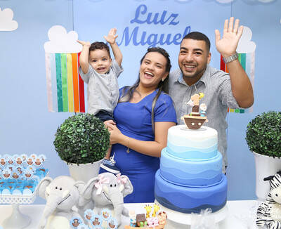 Luiz Miguel 1 aninho