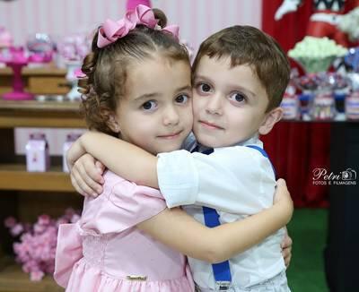 Beatriz & Eduardo 4 anos