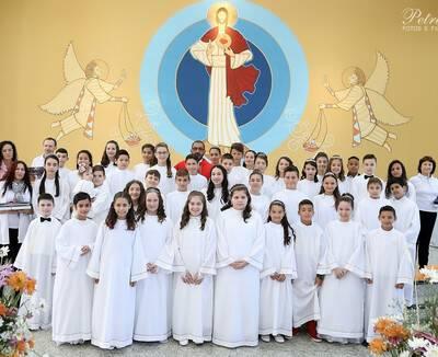 Sagrado Coração de Jesus - Vila Nova