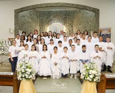 Igreja Nossa Senhora do Rosário - Guanabara