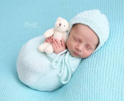Newborn Henrique 15 dias