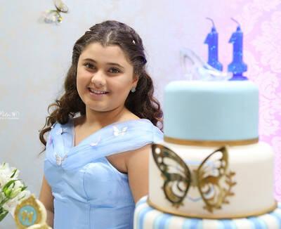 Isabela 11 anos