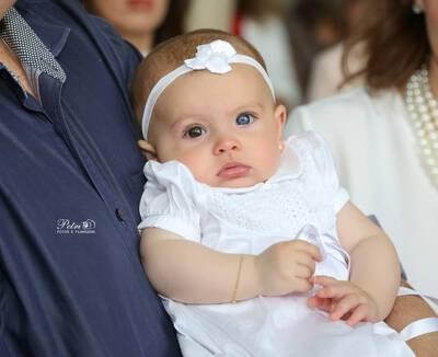 Batizado Valentina