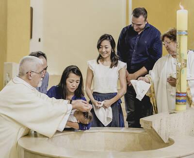 Pedro - Batizado
