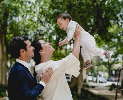 Otavio - Batizado
