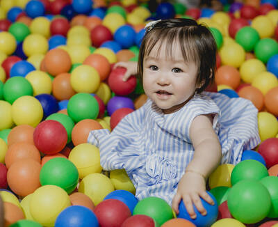 Mariana Yui fez 1 ano