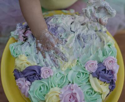 Lia - Smash the Cake
