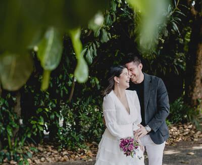 Gabriela & Alan - Casamento Civil
