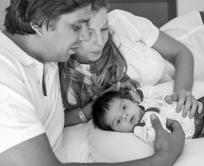 Lila & André + Arthur