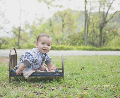 Benjamin | 6 meses
