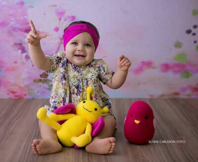 Isadora | 11 meses