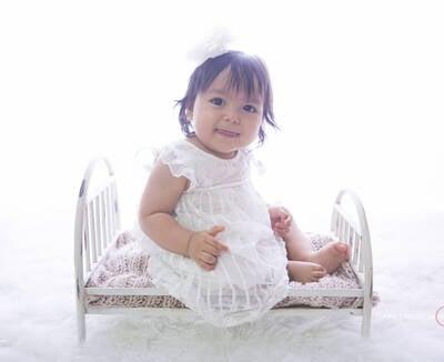 Julia | 8 meses