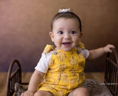 Gabriela | 6 meses