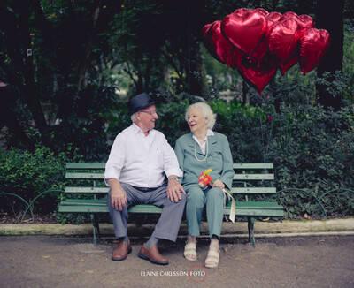 Meus avós: Odete & Dinho