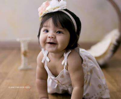 Isabel | 7 meses