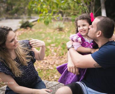 Ludmila & Família