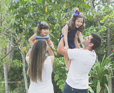 Nathalia & Família
